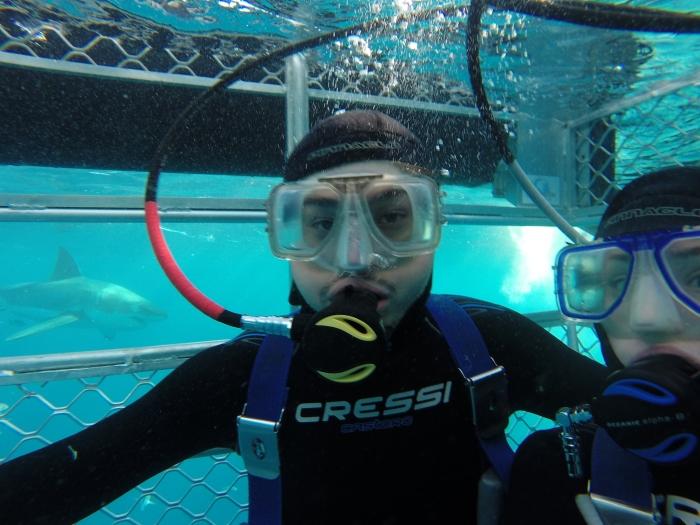 Shark Selfie!
