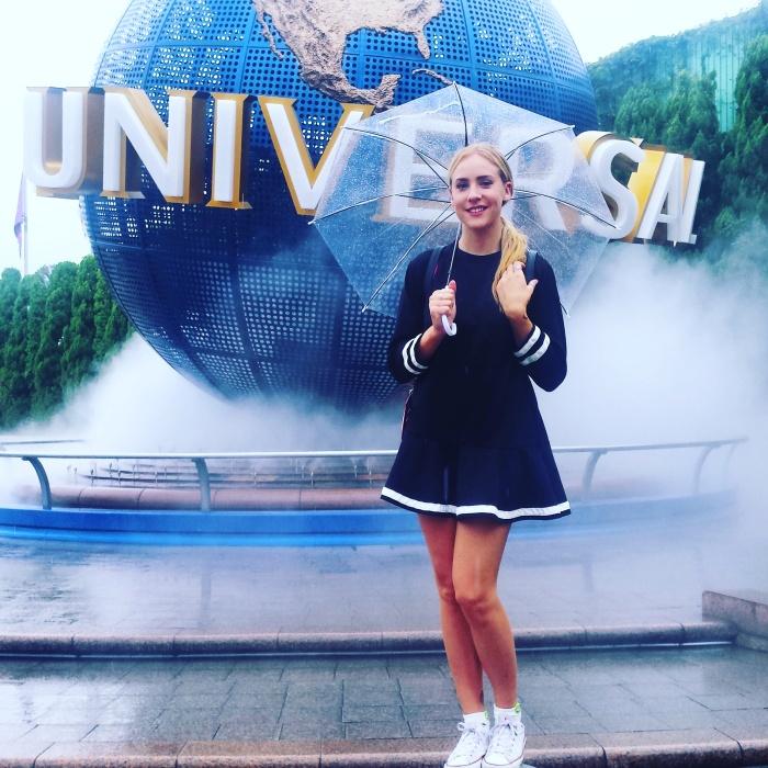 Universal Studios Osaka – Japan Diary day2