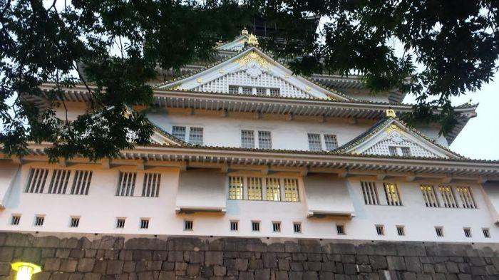 Osaka – Japan diary day1